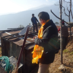 phurpa nepal solar earthquake response