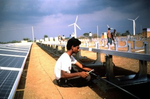 India Solar Energy Installer