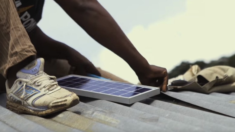 africa solar energy growth