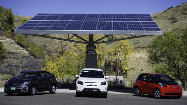 solar autonomous electric vehicles