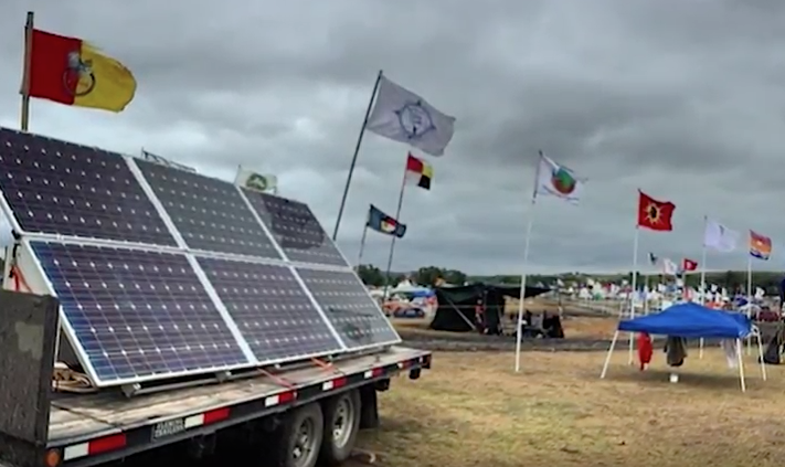 standing rock native american solar energy entrepreneurs