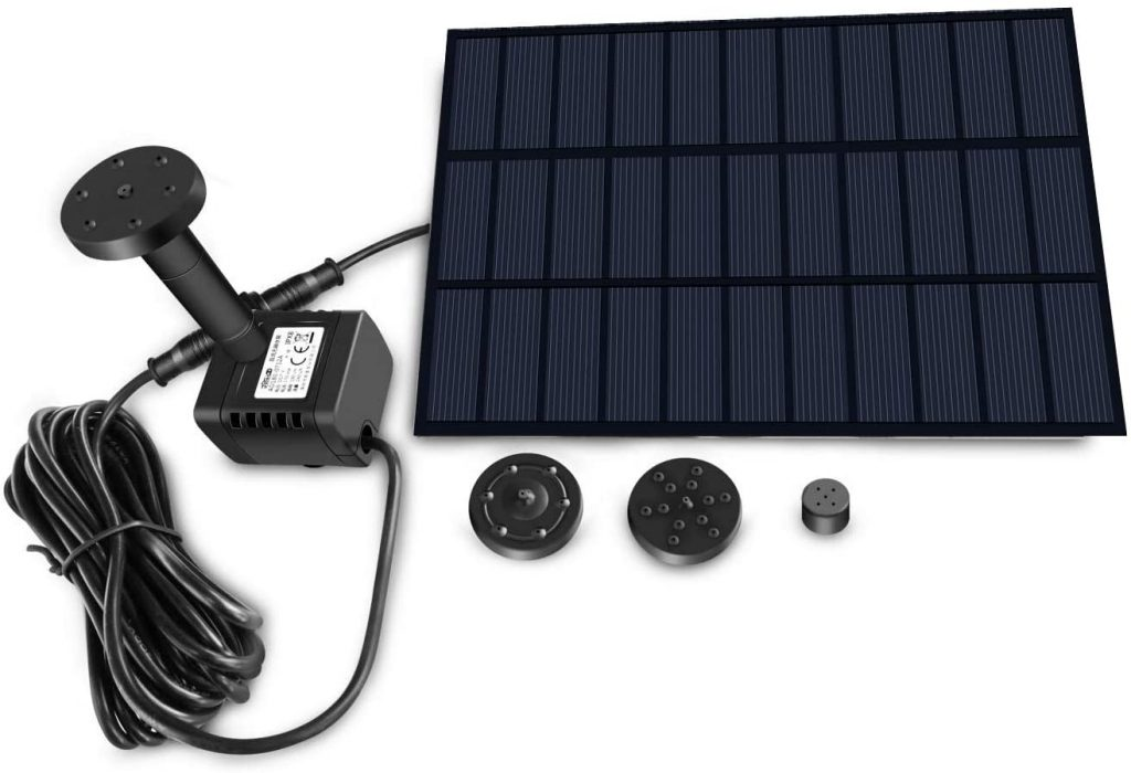 sunliten solar fountain review